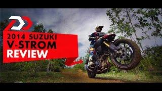9. Suzuki V Strom 1000 : Review : PowerDrift