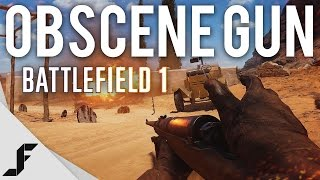 THIS IS CRAZY - Battlefield 1 Multiplayer Gameplay