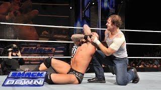 Dean Ambrose vs. Randy Orton: SmackDown