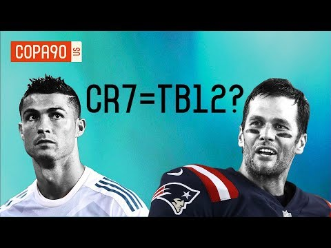 Video: Are Cristiano Ronaldo and Tom Brady Brothers From Another Mother?