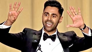 Video Trump Destroyed by Comedian Hasan Minhaj at 2017 White House Correspondents Dinner MP3, 3GP, MP4, WEBM, AVI, FLV Januari 2019