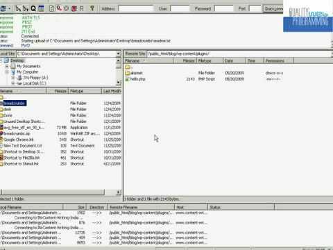 How to Install Breadcrumb Plugin on WordPress Blog – WordPress Plugin Installation Video Tutorial