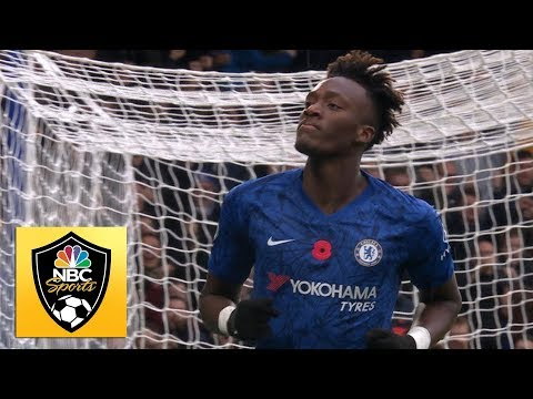 Tammy Abraham fires Chelsea ahead v. Crystal Palace | Premier League | NBC Sports