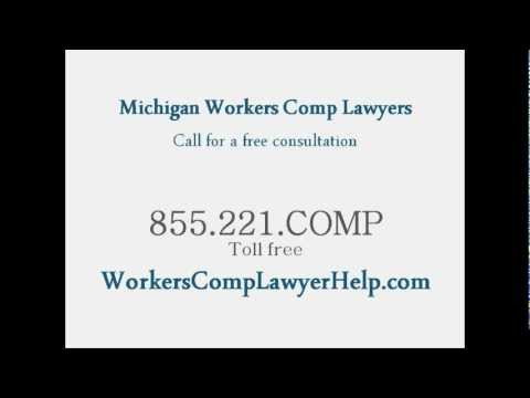 Injured at work? Advice from a Michigan workers comp lawyer