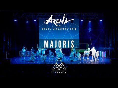 Majoris | Arena Singapore 2019 [@VIBRVNCY 4K] - Thời lượng: 4 phút, 1 giây.