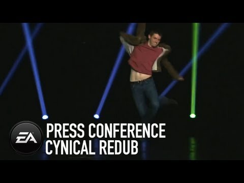 The Cynical Redub - EA E3 Conference 2013_Legjobb vide�j�t�k vide�k
