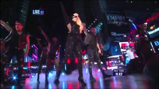 Lady Gaga - Live in Times Square 2012 HD