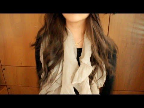 DIY- Convierte tu bufanda en chaleco