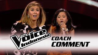 Video Dewi Nyanyi Coke Bottle Bareng AGNEZ MO | The Blind Audition Eps 1 | The Voice Indonesia 2016 MP3, 3GP, MP4, WEBM, AVI, FLV Juli 2018