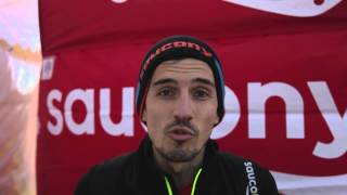 Aaron Scott Interview - Saucony Cambridge Half Marathon Winner