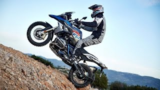 9. Here's The Secret BMW R1200GS Rallye First Ride Full Specification Reviews