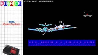 After Burner (Sega Master System) by mechafatnick