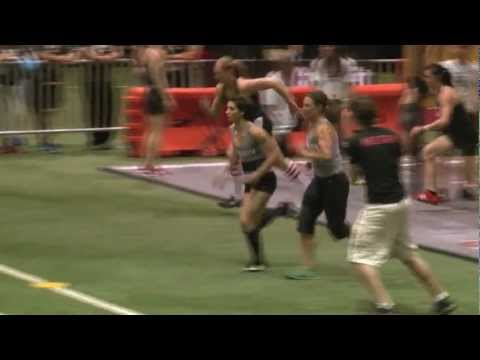 QCCF Unrated Heat 1 - CrossFit Games North Central 2012