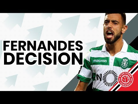 Bruno Fernandes: Manchester United Or Liverpool - Big Decision!