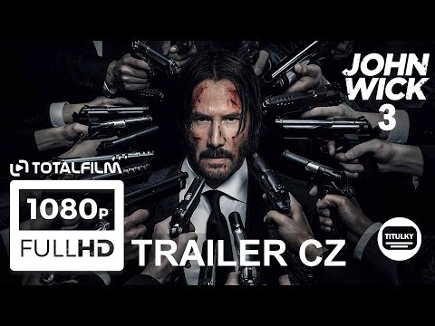 John Wick 3 (2019) nový CZ HD trailer