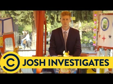 Josh Pieters Investigates: This Is The Meaning Of Life! | Comedy Central