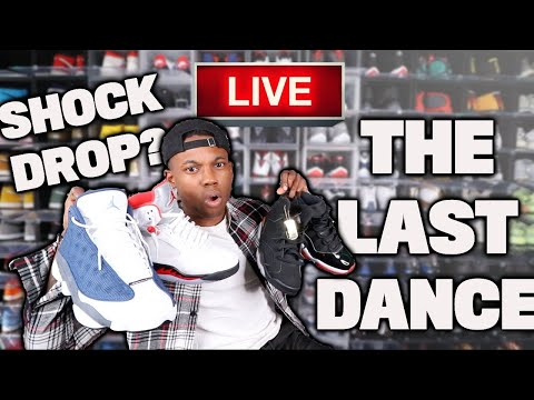 Shock Drop Happening Tonight? The Last Dance Documentary EP. 5 & 6 Watch Party