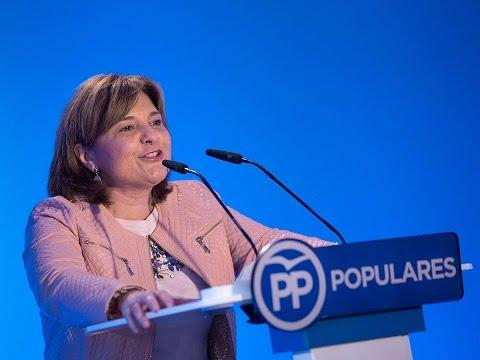 Isabel Bonig: Empleo seguro y flexible para todos