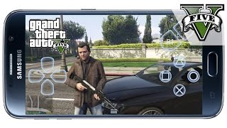 GTA 5 en Android (NO ROOT) | EL MEJOR JUEGO DE LA HISTORIA EN TU ANDROID | Remote Play
