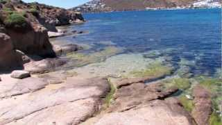 Agia Anna Beach Greece  city photos : Agia Anna beach Mykonos MVI_1057.MOV