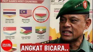 Video PANGLIMA TNI ANGKAT BICARA,Terkait Insiden Bendera Terbalik di SEA GAMES MP3, 3GP, MP4, WEBM, AVI, FLV Agustus 2017