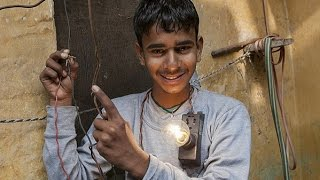 A 16 year old Indian has revealed on how he can easily withstand 11,000 volts passing through his body without nay fear.Deepak, a student is said to have discovered his bizarre talent that he was able to resist such high levels of electricity three years ago when he was fixing his mother's portable heater.Deepak narrated on how her mother kept complaining that our heater was broken so I thought I'd take a look and try and fix it myself because we couldn't afford to take it anywhere and pay someone to fix it.Deepak accidentally touched the live wire with his screwdriver but he noticed nothing happened. He decided to assume that there must have been a power failure in our village.He then decided to hit the live wires again but again nothing happened. This time he knew something amazing had just happened. I touched it again and again, and then went outside to check the power supply was okDeepak Jangra  now nicknamed human electricity insulator can apparently resist the same amount of voltage required to power 500 houses and even sit with his hands inside a tub of water along with naked live wires.The 16-year-old claims: 'I have a gift from God. I feel very privileged. I have the power to do things no-one else can and I don't intend on wasting it.'I used to be scared of electricity but now I am confident. I have tested myself over and over again and I will never get hurt. I can touch a live wire with my tongue and I know nothing will happen to me.'