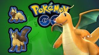 Neuer Move für Dragoran - Shiny Fiffyen und Magnayen | Pokémon GO Deutsch #548