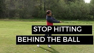 Video HOW TO STOP HITTING THE GROUND BEHIND THE GOLF BALL MP3, 3GP, MP4, WEBM, AVI, FLV Juni 2019