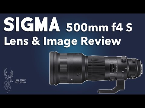 SIGMA 500 f4 LENS & IMAGE REVIEW