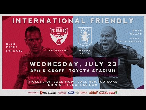 fc - For highlights, exclusive interviews & more, subscribe to the FC Dallas YouTube page → www.youtube.com/fcdallas - Follow us on Twitter: www.twitter.com/fcdallas - Like us on Facebook: www.facebo...