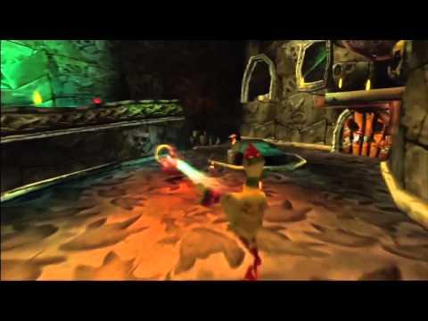 Rayman 3: Hoodlum Havoc HD- Les ennemis