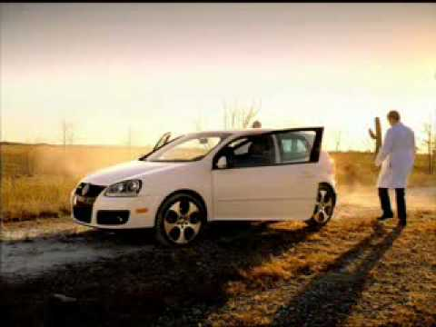 VW Golf GTI - Speedy Gonzalez Speed Bump Commercial