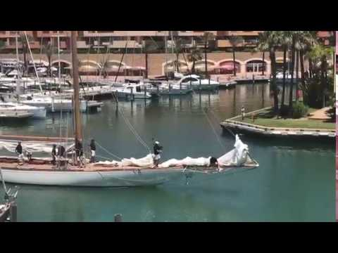 Continúan las regatas en Sotogrande de la I Marina Classic Week