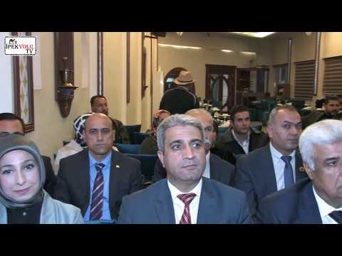 Dernekler konfederasyonu mazbata töreni genel başkan Hasan ÖZAYKUT un katılımı ile Met Gold otelde gerçekleştirildi.