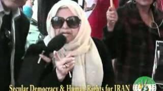 تظاهرات ایرانیان در شهر لسآنجلس علیه جیمی کارتر