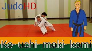 Ko- uchi- maki- komi erklärt für Orange- Grün (4. Kyu –Mindestalter: 11 Jahre-) von JudoHD. ►Schriftlich: https://JudoHD.de/orange-gruen ►Playlist: https://w...