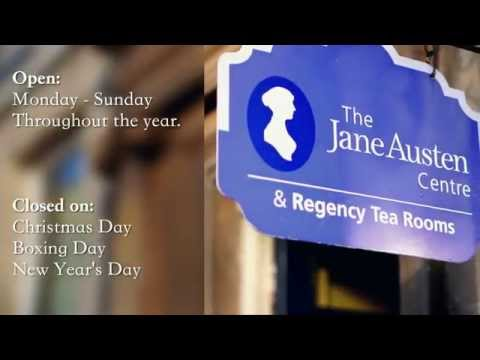 10 things you need to know about The Jane Austen Centre HD