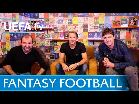 Fantasy Football Show: Episode 3 featuring Joshua Kimmich and Gaizka Mendieta