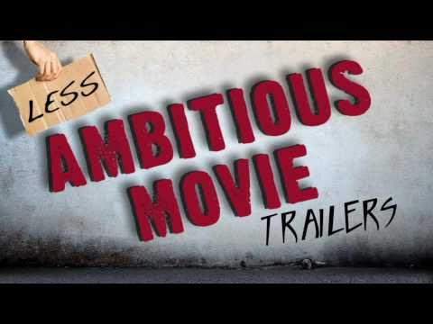 Dude, THERE'S My Car!!!!!!  -LESS AMBITIOUS MOVIE TRAILERS -
