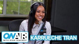 Video Karrueche Tran Talks Future With Ex Chris Brown   On Air with Ryan Seacrest MP3, 3GP, MP4, WEBM, AVI, FLV September 2018