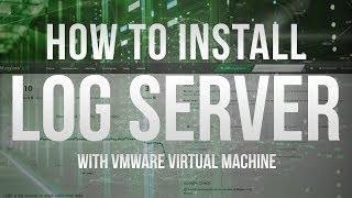 Install Nagios Log Server VMware virtual machine on Windows