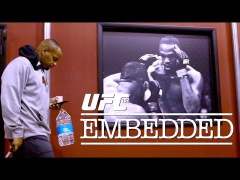 UFC 182 Embedded: Vlog Series – Episode 3