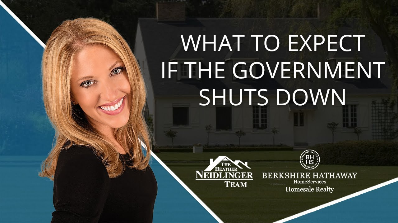 How Will a Government Shutdown Affect the Real Estate Industry?