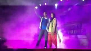 Akshay & Sonakshi at Rowdy Rathore Trailer Launch