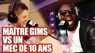 A 10 ans il clash Maitre Gims chez Guillaume sur NRJ !!!! - YouTube