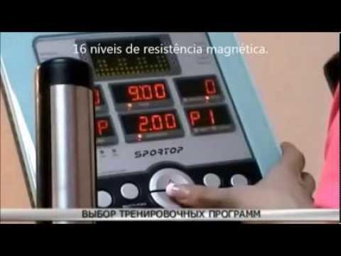 Эллиптический тренажер SPORTOP E5000