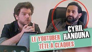 Pranque : Le Youtuber tête-à-claques VS Cyril Hanouna (Version Web)