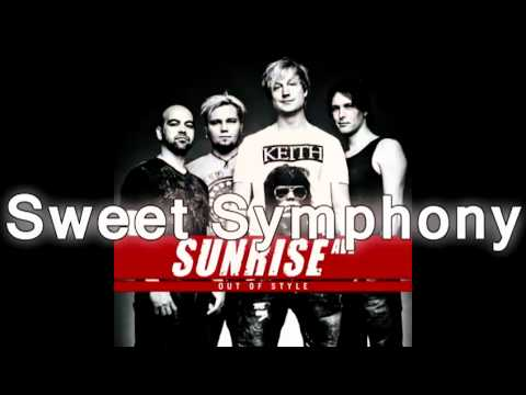Sunrise Avenue - Sweet Symphony lyrics