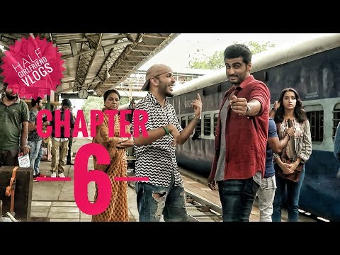 Half Girlfriend Vlogs Chapter -6 | Shooting at Railway Station