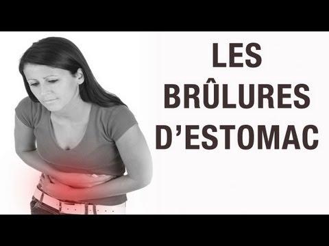 comment soigner naturellement les brulures d'estomac